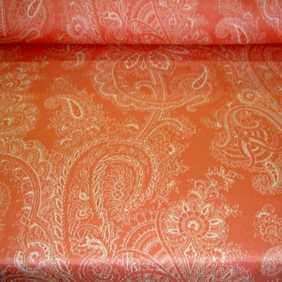 Erie Island Other - Outdoor SB109 Paisley 09F Coral Fabric